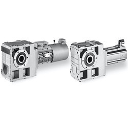GSS Helical Worm Gearboxes