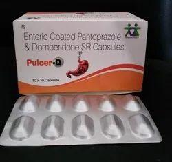 Pantoprazole Domperidone  DSR