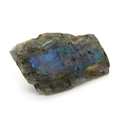 Multi Shape Natural Blue Flash Labradorite Loose Gemstone