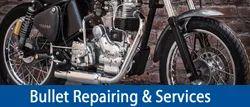 Bike Bullet Repairing Service