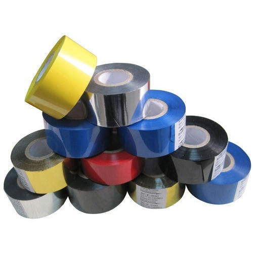 Wax Thermal Resin Ribbon, Packaging Size: 110x75m