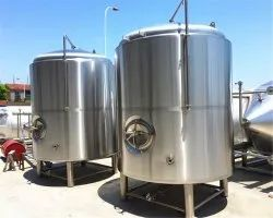 SS Puf Insulated Tank