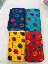 Multicolor Printed Rayon Fabric