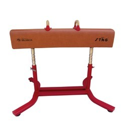 Gymnastics Pommel Horse Competition New Elite G409CN
