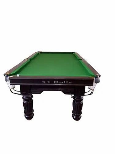 Wood And Slate Pool Table Pm9 4 5x9 Size 5 Feet X 9 Rs 45500 Piece Id 14734174491 - Is A Slate Pool Table Better