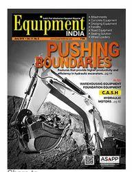 Equipment India Magazine Publication Service