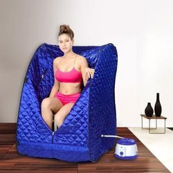 Kawachi Portable Sauna Steam Bath