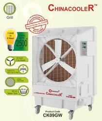 Tent Cooler White