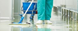Industrial Warehouse Hospital disinfection services