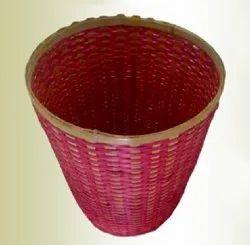 Bamboo Dustbin Basket