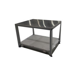 Steel Modern Table