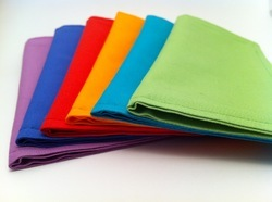Printed Hotel Napkin, Size: 21x21 inch and 18x18 inch