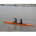 Canoe (C-2) FRP Boat
