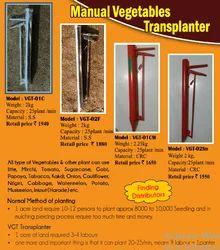 Manual Vegetables Transplanter