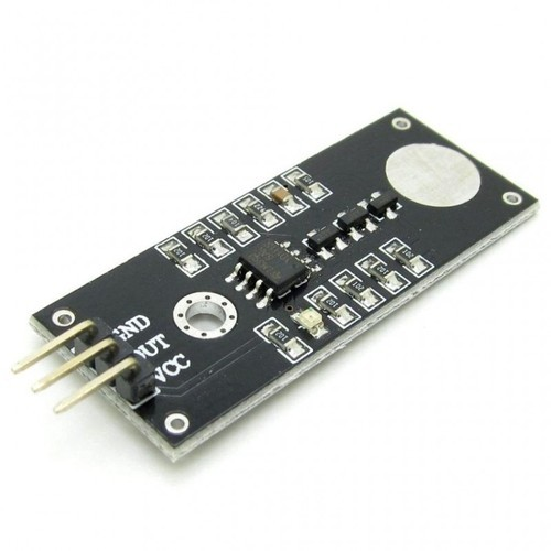 Square Smart Car Touch Sensor With Touch Switch Module, 5v