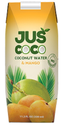 Juscoco Yellow Coconut Mango Juice In Tetra Pak, 1 Pack Contains: 330 Ml Liquid Filling