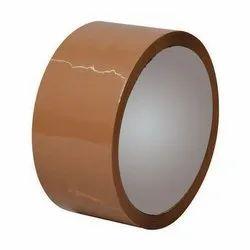 Kotak 65 mtr Brown BOPP Tape, For Packaging, Feature: Water Proof
