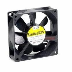 SanAce Cooling Fan 9WP0812H401 12V 0.13A