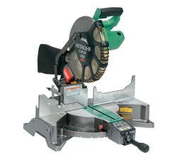 Miter Saw C12lch : Hitachi