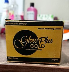Glow Plus Gold Skin Whitening Cream