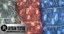 Sarina Pocket Print Fabric