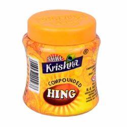 Shri Krishna Black Hing Powder 50g, Packaging: Plastic Bottled