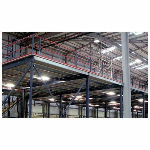 Mezzanine Floor - MS Mezzanine Floor Manufacturer from Bengaluru