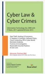 Cyber Law And Cyber Crimes Book