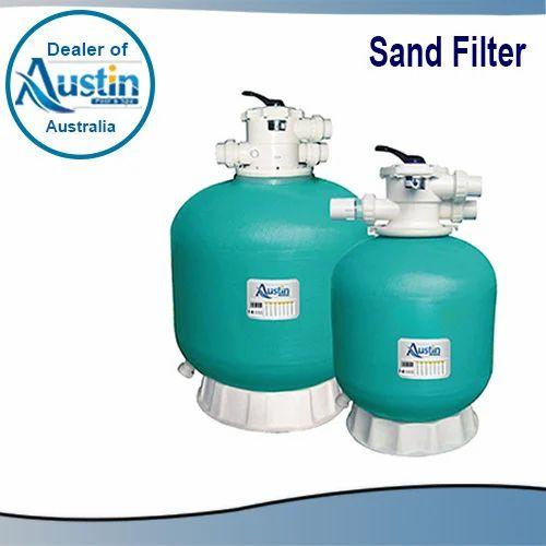 sandfilter till pool