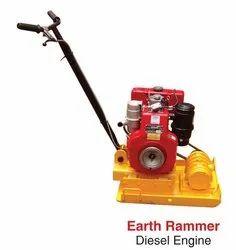 Earth Rammer 7 Tonne