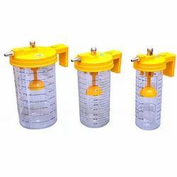 Ward Vacuum Jars