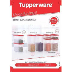 5c8dfc414 Red Tupperware Smart Saver Mega Set