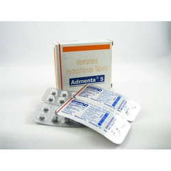 Memaintine Hyrochloride Tablets