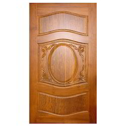 Teak Wood Designer Door