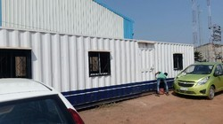 Used 40 Ft Office Container