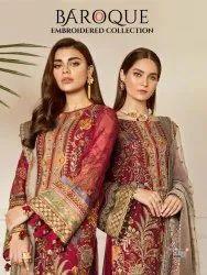Shree Fabs Baroque Nx Pakistani Style Heavy Salwar Kameez Catalog