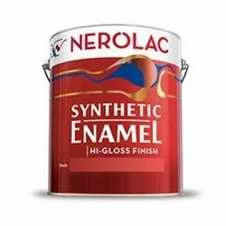 High Gloss Nerolac Synthetic Enamel Paint