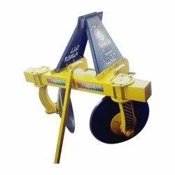 Gill Ajner Mild Steel Agricultural Disc Ridger, For Agriculture, Size: 26 Inch
