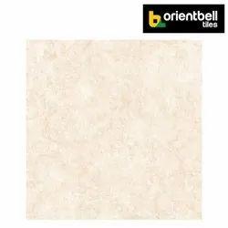Orientbell ADAMS CREMA Non Digital Ceramic Floor Tiles, Size: 600X600 mm