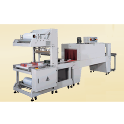 In Line Automatic Sleeve Wrapping Machine