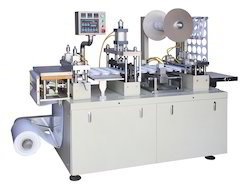 Automatic Cup Forming Filling Sealing & Cutting Machine