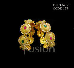Traditional Designer Wedding Bangles