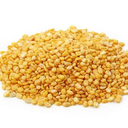 Yellow Unpolished Organic Moong Dal, Packaging Size: 25 kg, High in Protein