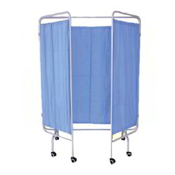 Hospital Three Fold Screen
