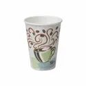 150 Ml Printed Paper Cup, Packet Size: 100 Pieces