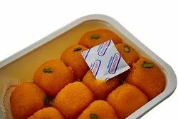 Oxygen absorber for Sweets