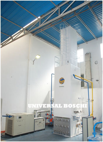 Nitrogen Gas Plants - Pure Nitrogen Plant Manufacturer from New Delhi
