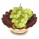 Pure Brass Fruit Bowl Handicraft 209