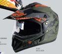 Off Road Vega Graphics Helmet