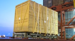 Export Cargo Lashing Service
